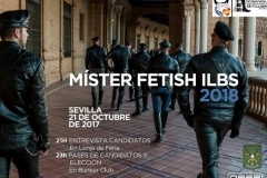 2018 - Mr Fetish ILBS