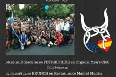 2018 - Pride Barcelona