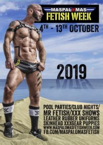 Maspalomas Fetish Week 2019 @ Yumbo Centrum
