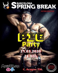 Pig Party @ Open Mind